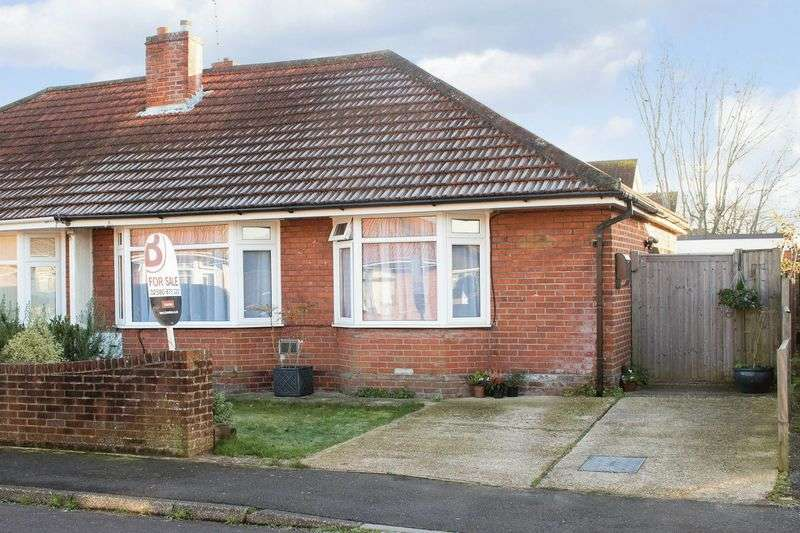 4 Bedrooms Semi Detached Bungalow for sale in Totton