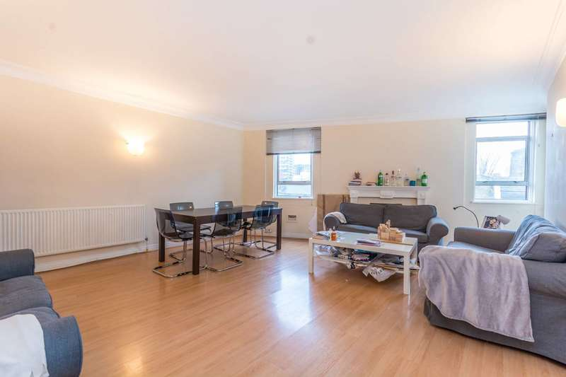 3 Bedrooms Flat for sale in Crawford Street, Marylebone, W1H