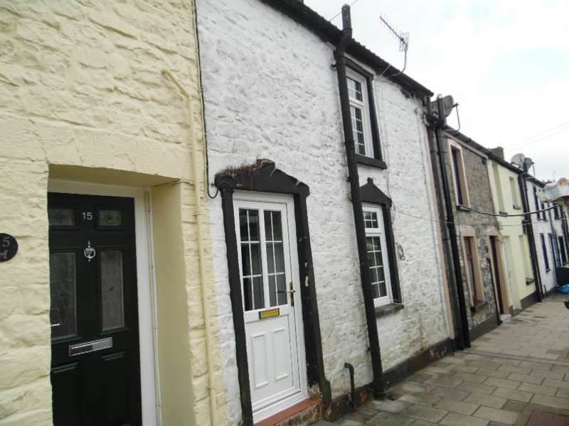 2 Bedrooms Terraced House for sale in Castle Square, Merthyr Tydfil