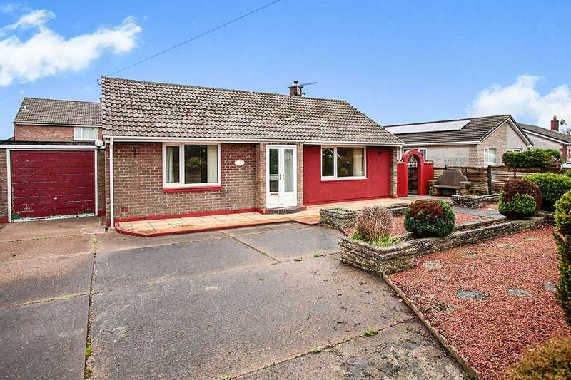 2 Bedrooms Detached Bungalow for sale in Syke Road, Wigton, CA7