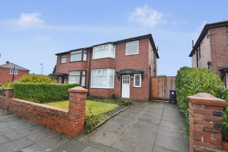 3 Bedrooms Semi Detached House for sale in Cawdor Avenue, Farnworth, Bolton, BL4