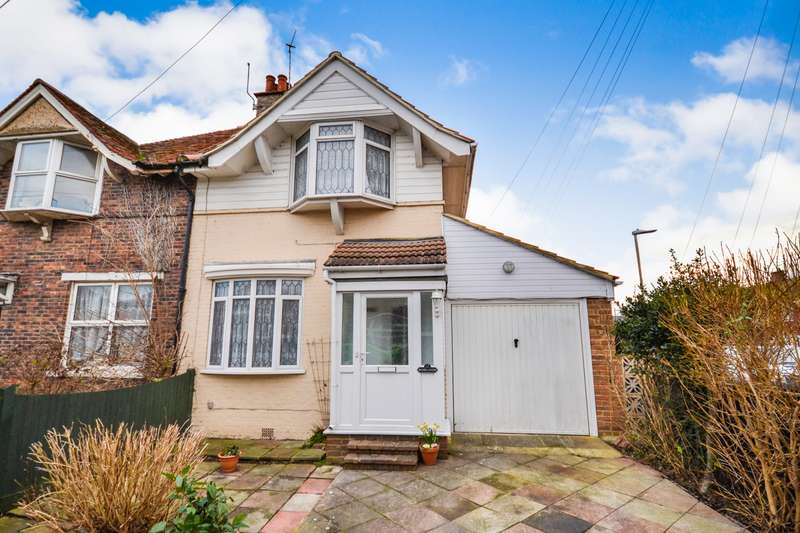 2 Bedrooms House for sale in Roselands Avenue, Eastbourne, BN22