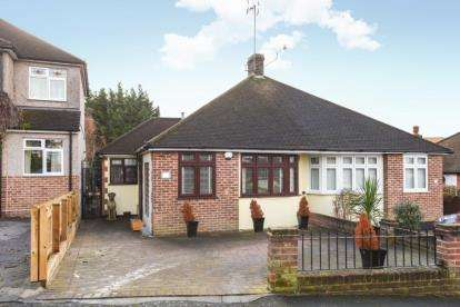 2 Bedrooms Bungalow for sale in Harford Road, North Chingford, London