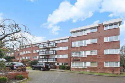 1 Bedroom Flat for sale in Hazelwood House, Church Road, Bromley