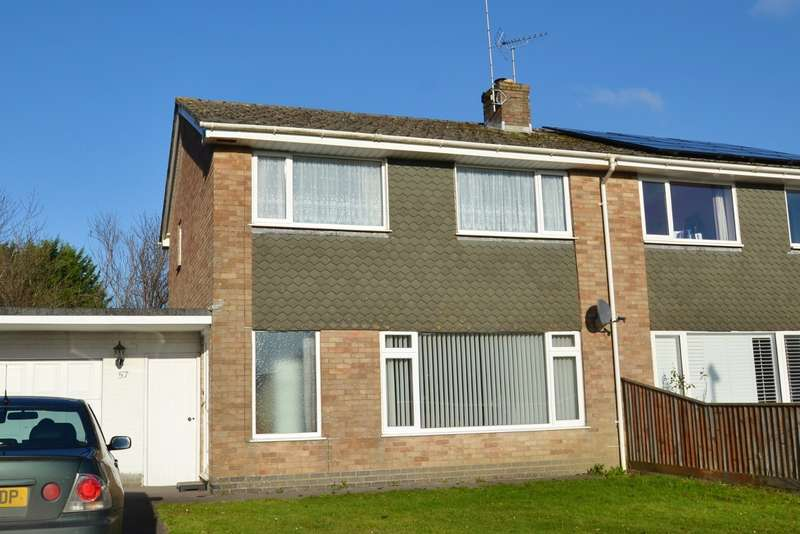 3 Bedrooms Semi Detached House for sale in Poulner