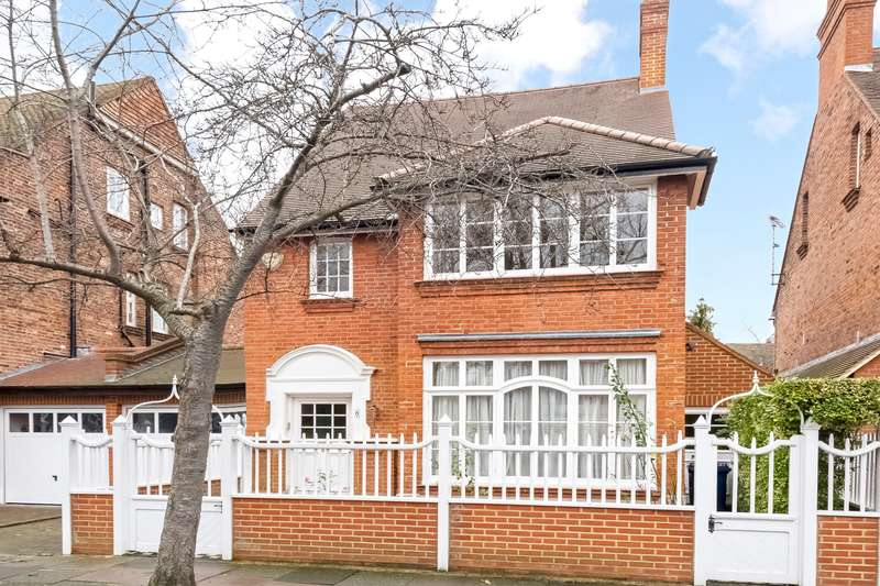 5 Bedrooms Detached House for sale in Queen Annes Gardens, London, W4