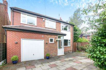 5 Bedrooms Detached House for sale in Carstairs Avenue, Woods Moor, Stockport, Cheshire