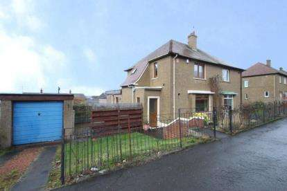 2 Bedrooms Semi Detached House for sale in Jamieson Avenue, Bo'ness