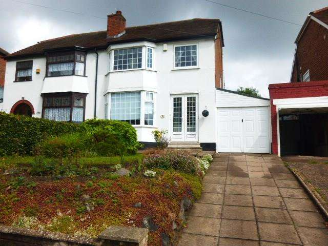 3 Bedrooms Semi Detached House for sale in Moat Lane, Yardley, Birmingham