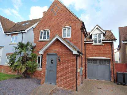 3 Bedrooms Detached House for sale in Great Notley, Braintree