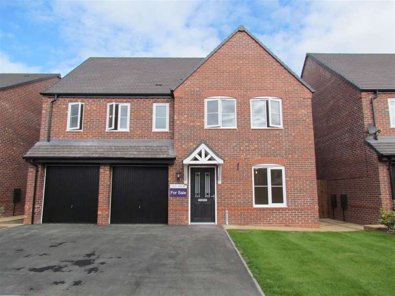 5 Bedrooms Detached House for sale in Off Main Road, Kempsey, Worcester