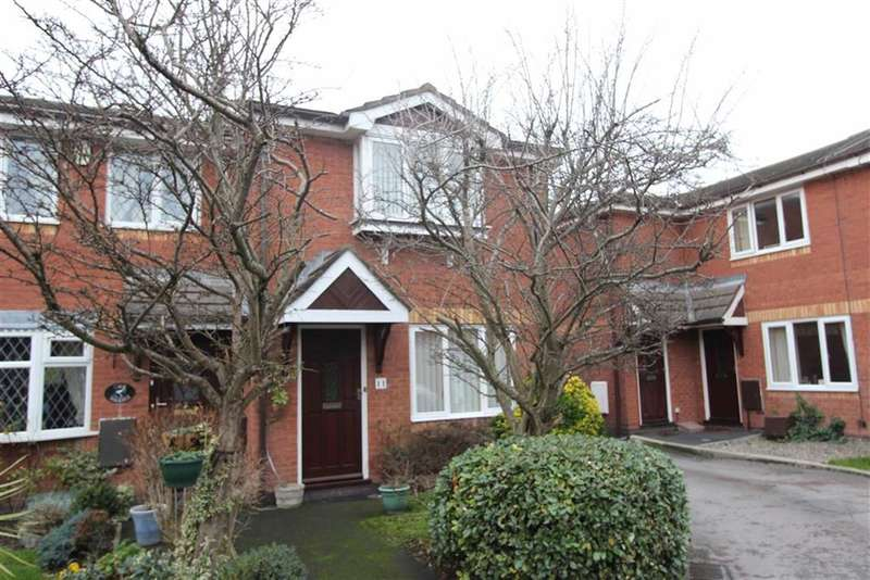 2 Bedrooms Property for sale in Whitethorne Mews, Lytham St Annes, Lancashire