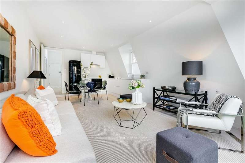 2 Bedrooms Flat for sale in Elmfield Mansions, Elmfield Road, Balham