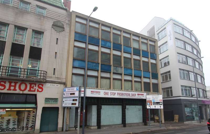 Commercial Property for sale in St Georges Way, Leicester, Leicestershire, LE5 3BF
