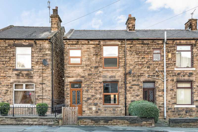 2 Bedrooms Terraced House for sale in The Common, Dewsbury
