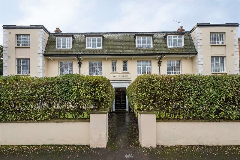 3 Bedrooms Flat for sale in Palace Mansions, Palace Road, Kingston upon Thames, KT1