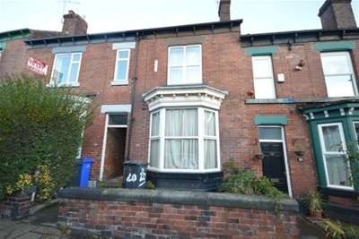 5 Bedrooms House for rent in Wadbrough Road, Ecclesall Road, S11 8RG