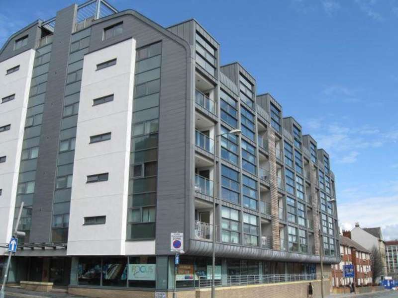 2 Bedrooms Apartment Flat for sale in The Focus Building, 17 Standish Street, Liverpool