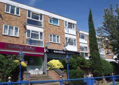 2 Bedrooms Apartment Flat for sale in Maynard Place, Cuffley, Potters Bar, Hertfordshire