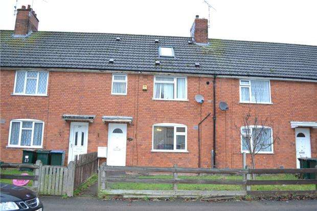 3 Bedrooms Terraced House for sale in Uplands, Stoke, Coventry, West Midlands