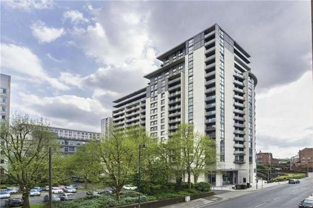 1 Bedroom Flat for sale in Centenary Plaza, 18 Holliday Street, BIRMINGHAM, West Midlands