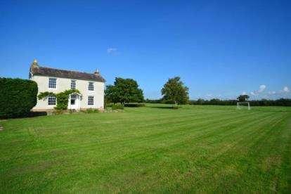 5 Bedrooms Detached House for sale in Shinehill Lane, South Littleton, Evesham, Worcestershire