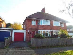 3 Bedrooms Semi Detached House for sale in Merrion Avenue, Bognor Regis