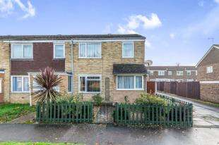 3 Bedrooms End Of Terrace House for sale in Fielder Close, Sittingbourne