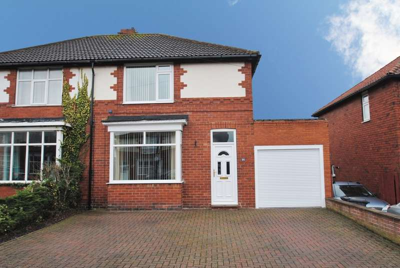 3 Bedrooms Semi Detached House for sale in Melciss Road, Wickersley, Rotherham