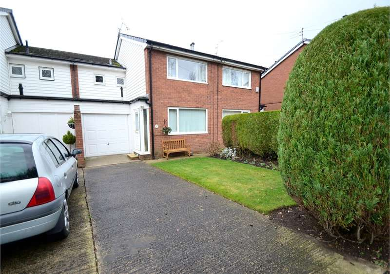 3 Bedrooms Mews House for sale in Maple Close, Heaviley, Stockport SK2 6HJ