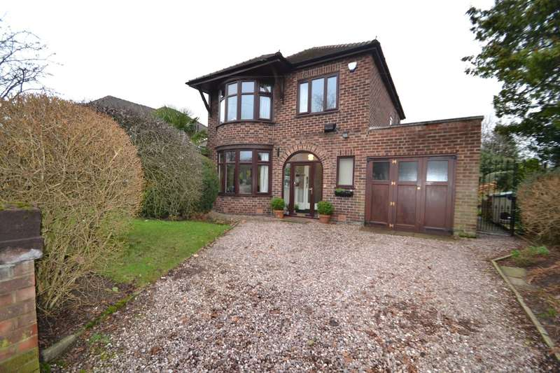 3 Bedrooms Detached House for sale in Park Road, Gatley