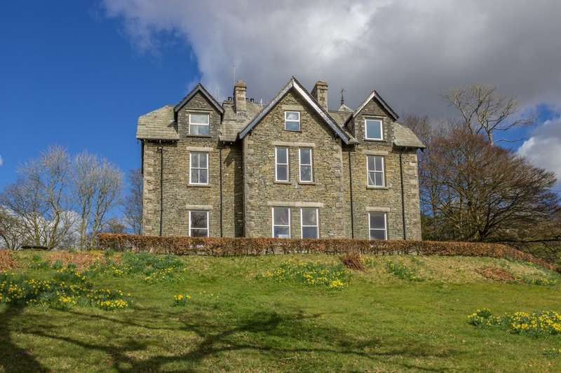 1 Bedroom Flat for sale in 6 The Old Vicarage, Far Sawrey, Cumbria
