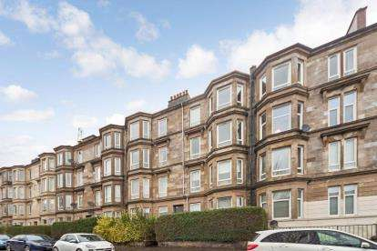 2 Bedrooms Flat for sale in Onslow Drive, Glasgow, Lanarkshire
