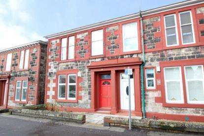 2 Bedrooms Flat for sale in Dean Street, Kilmarnock, East Ayrshire