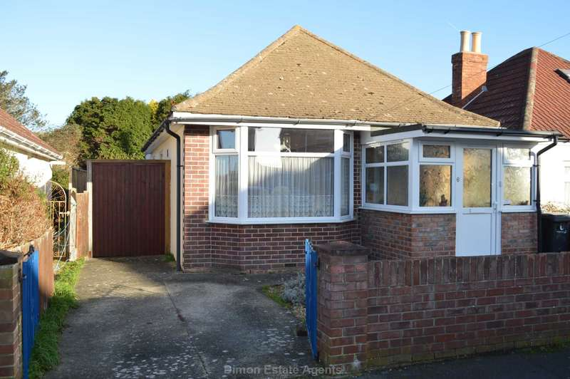 2 Bedrooms Detached Bungalow for sale in Gosport Road, Lee On Solent
