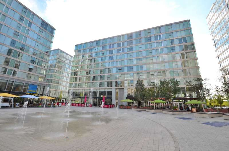 1 Bedroom Apartment Flat for sale in The Hub, Central Milton Keynes