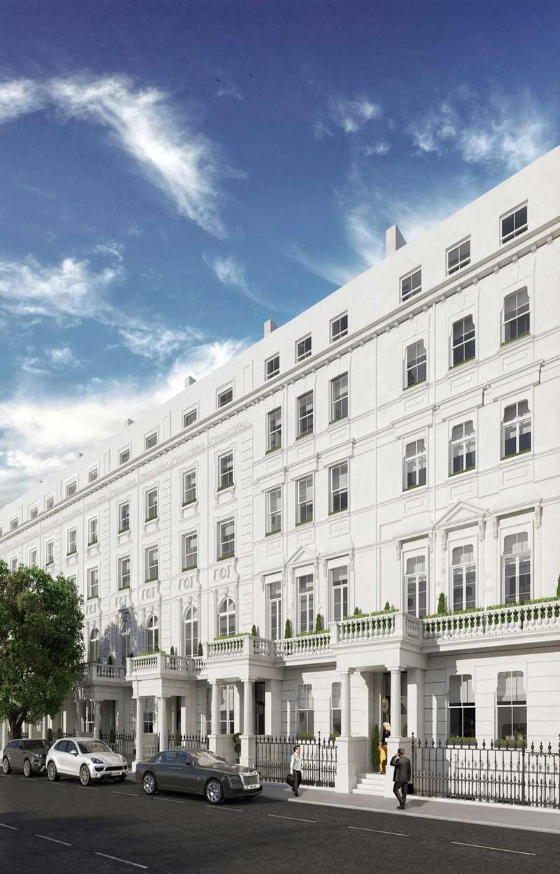 2 Bedrooms Apartment Flat for sale in Bayswater Apartments, Bayswater W2