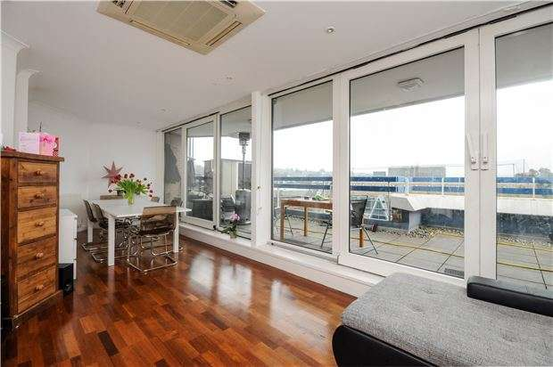2 Bedrooms Flat for sale in Astoria Court, High Street, PURLEY, Surrey, CR8 2XT