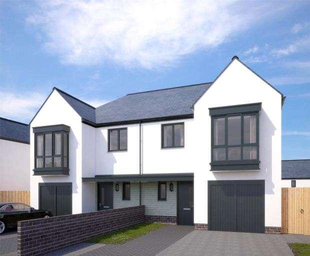 4 Bedrooms Semi Detached House for sale in C44 Kipling, Paignton, Devon