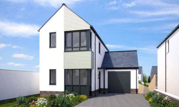 4 Bedrooms Detached House for sale in C47 Thatcher, Paignton, Devon