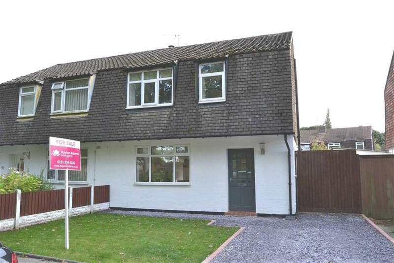 3 Bedrooms Property for sale in Allport Road, Bromborough, Wirral