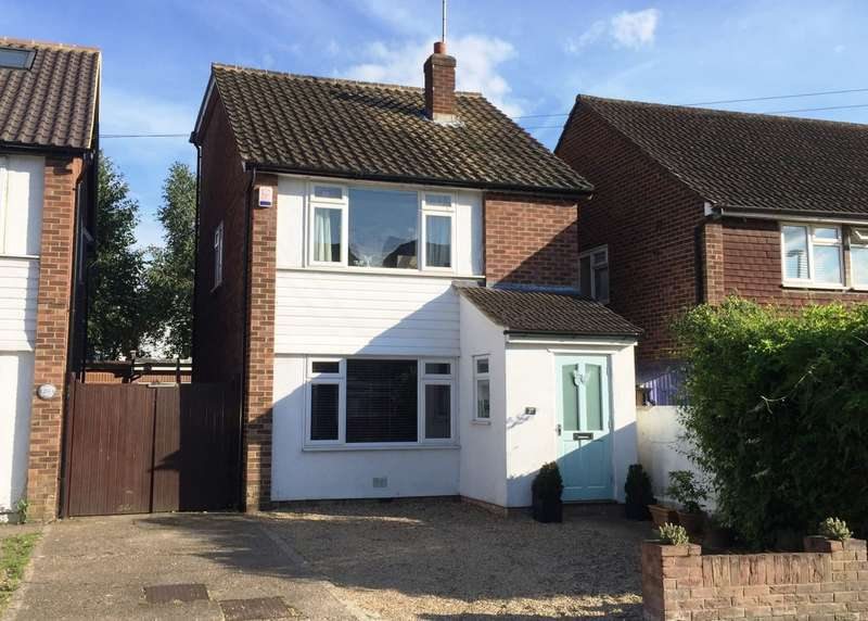 4 Bedrooms Detached House for sale in North Kingston