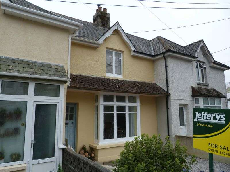 3 Bedrooms Terraced House for sale in Old Road, Liskeard