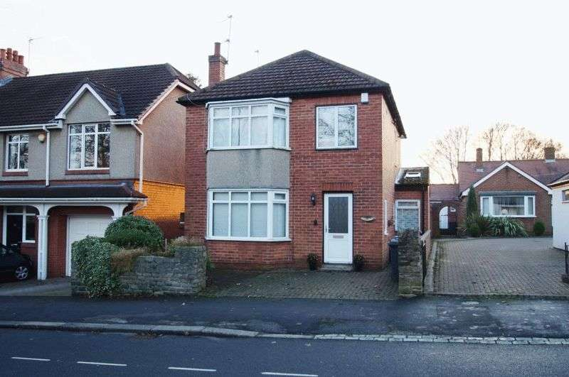 3 Bedrooms Detached House for sale in Tanglewood, North End, Durham