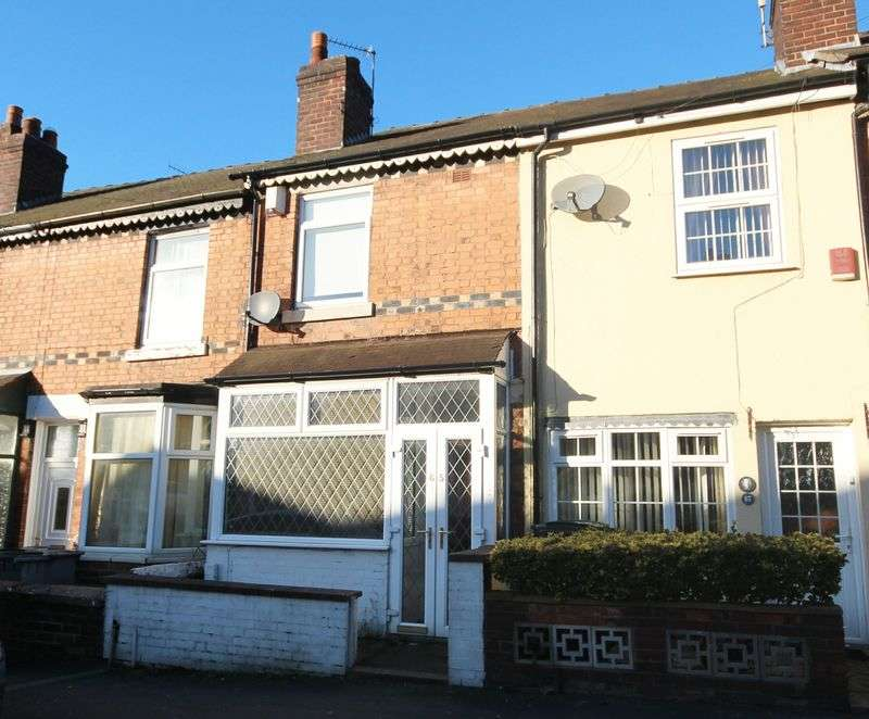 3 Bedrooms Terraced House for sale in Dartmouth Street, Stoke-On-Trent