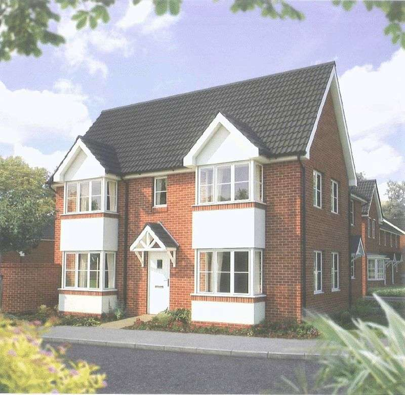 3 Bedrooms Semi Detached House for sale in Imperial Place, Coopers Edge, Brockworth, Gloucester GL3 4SH