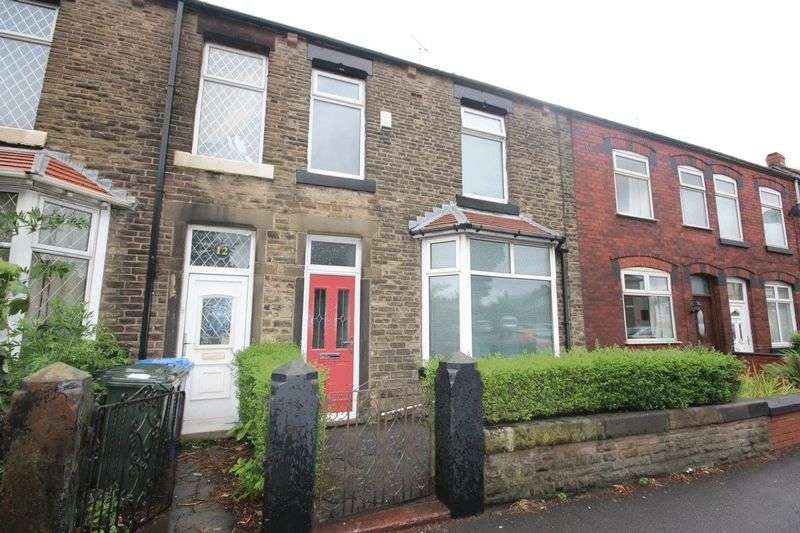 3 Bedrooms Terraced House for sale in Hollin Lane, Manchester M24