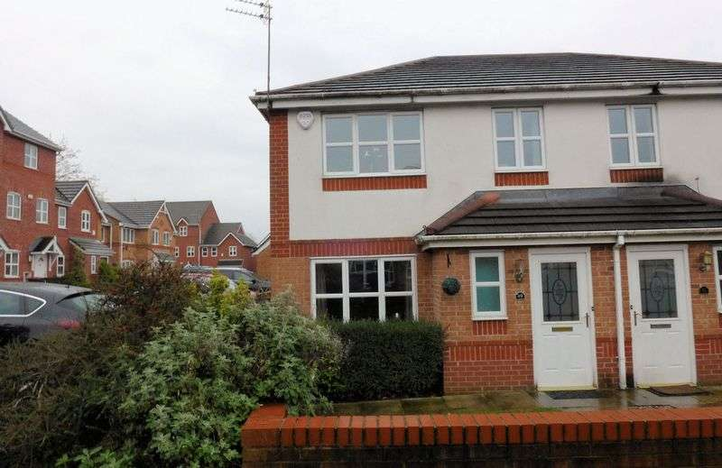 3 Bedrooms Semi Detached House for sale in Victoria Lane, Swinton
