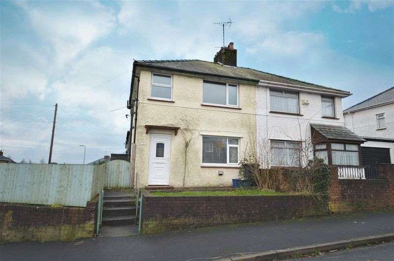 3 Bedrooms Semi Detached House for sale in Lodge Avenue, Caerleon