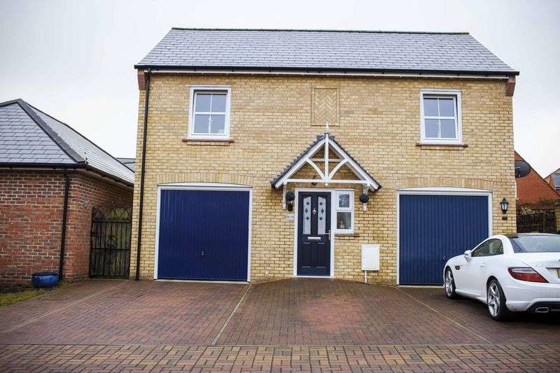 1 Bedroom Property for sale in Rockbourne Road, Sherfield Park